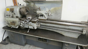 15 X 48 Clausing Colchester Engine Lathe See Description For More Info
