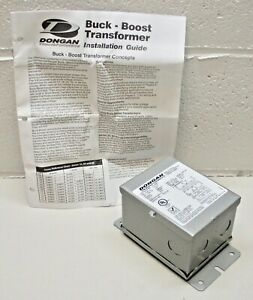 Dongan Transformer 35 y005 Single phase Buck Boost General Purpose See Specs