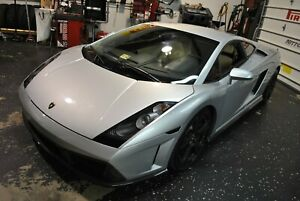 Lamborghini Gallardo Carbon Fiber Body Kit