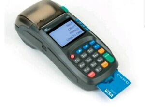 Pax S90 Wireless 3g Credit Card Mobile Terminal no Power Cord