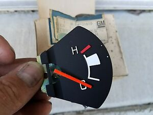 Nos 1972 80 Chevy Luv Thermometer Guage