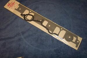 348 Chevrolet Offy Nos Intake Gaskets Also Low H p 409 Offenhauser