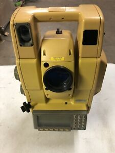 Topcon Gpt 8203a Robotic Total Station