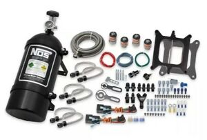 Nos 02301bnos Nos Pro Two stage Wet Nitrous System For 4150 4 barrel Make Offer