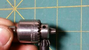 Jacobs Drill Chuck No 0 0 5 32 D95 With Key