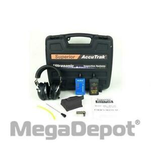 Accutrak Vpe Pro plus Ultrasonic Leak Detector Pro plus Kit