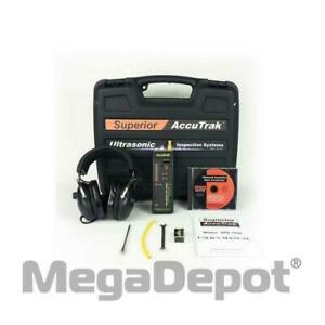 Accutrak Vpe 1000 Digital Ultrasonic Leak Detector