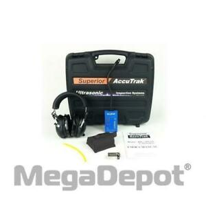 Accutrak Vpe gn Pro Ultrasonic Leak Detector Kit