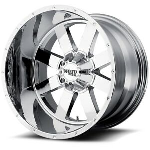 18 Inch Chrome Wheels Rims Lifted Toyota Tundra Truck 5x150 Lug 18x10 Set Of 4
