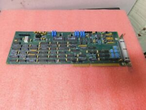 Dataacq Ez 21 Rev M 16 Bit Isa Data Acquisition Card Expansion Board 12650