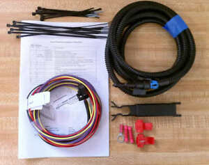 New Gentex Homelink Compass Temp Mirror Wiring Kit