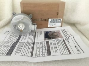 New Heidelberg M6 170 0317 Pressure Switch 50 500 Pa I Can Get Any Part Message