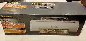 Scotch Pro 9 Thermal Laminator 5 Mil Maximum Document Thickness Mmmtl906