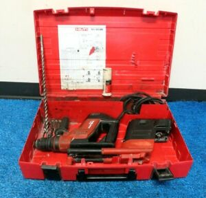 Hilti Te 5 Hammer Drill With Te 5 Drs Dust Removal System In Case