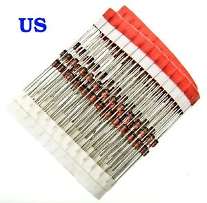 1n4739a 10 Pcs 1w 9 1v Zener Diode From Usa
