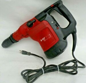 Hilti Te 76p atc Hammer Drill Chipping Hammer 13 9 Amp Two Speed Sds Max Tested
