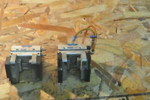 Lot Of 2 Konsei Gripper Pneumatic Cylinder Hla 12as Used Free Shipping