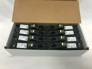 Square D Homeline Hom120pcafi 20a Plug In Arc Fault Circuit Breaker Lot Of 8 New