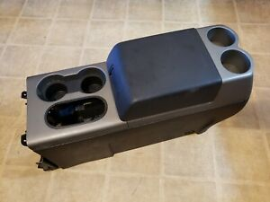 2004 2005 2006 2007 2008 Ford F 150 F150 Gray Floor Center Console