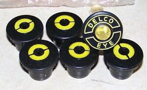 Delco Energizer Battery Y Series Use Yellow Caps With Eye Nos