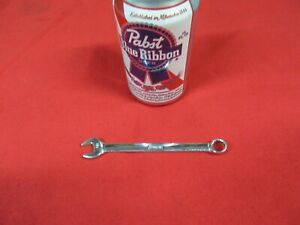 Vtg Snap On Oex129 3 8 Combination Wrench 5 Classic Logo Gd So4 23 19
