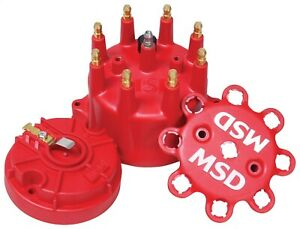 Msd Ignition 84315 Distributor Cap And Rotor Kit