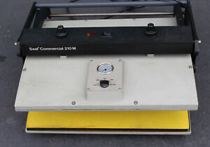 Seal Commercial 210m Dry Mounting Laminating Heat Press 115v 1300w 210 M Mount