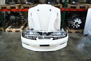Jdm 94 01 Honda Acura Integra Type R Front End Conversion Nose Cut Dc2 Db8
