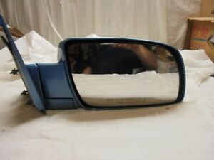 1988 1998 Chevy Manual Blue Side Mirror Right Rh Passenger Pickup Truck