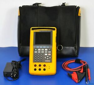 Fluke 744 Hart Documenting Process Calibrator Nist Calibrated With Warranty