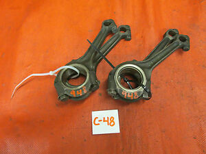 Mg Midget Austin Healey Sprite engine Connecting Rod Set 948cc