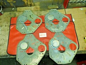 Mg Midget Austin Healey Sprite Original Rear Engine Plate 948cc