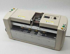 Pitney Bowes Secap 1030 W350 Tabber Wafer Sealing Tabbing Machine 12k hour Parts