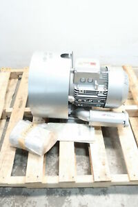 Gardner Denver G bh1 2bh1610 7hh56 z Regenerative Blower 8 6kw
