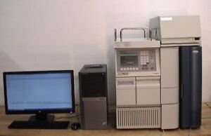 Waters Alliance 2695 Hplc System And 2998 Pda Detector W Computer Empower 3