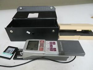 Mitutoyo Sj 201p Profilometer Surface Finish Tester no Standard Surftest Nk27