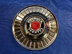 Vintage 1954 Packard Dog Dish Hubcap Clipper Poverty Good Condition