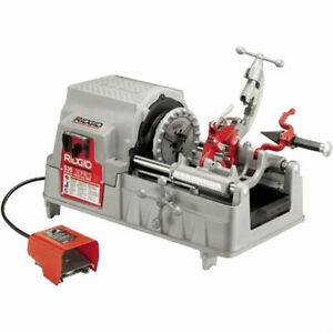 Ridgid 93287 535 Threading Machine 36rpm