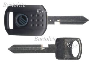 Oem Replacement Transponder Key Blank For Ford Lincoln Mercury Mazda
