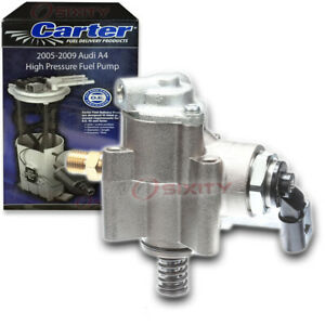 Carter High Pressure Fuel Pump For 2005 2009 Audi A4 2 0l L4 Direct Cx