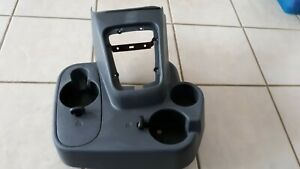 00 Dodge Ram 2500 Floor Console Cup Holders