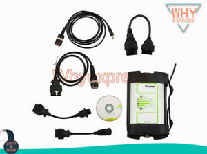 Oem Diagnostic Tool Communication Unit Ptt 1 12 Volvo renault ud mack 88890300