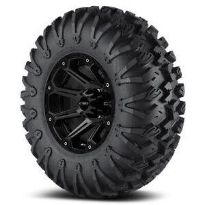 4 31x10r15 Efx Motoclaw Radial D 8 Ply Tires