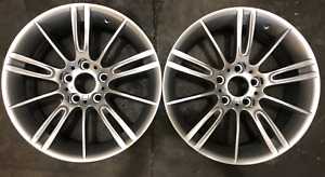 Bmw 3 Series 2006 15 8 5x18 Rear Oem Factory Wheel Rim 7843841 Free Shipping