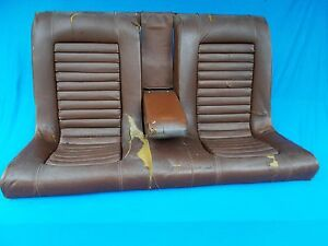 1971 1975 Citroen Sm Rear Seat Street Rod