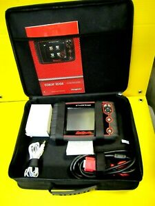 Snap On Ethos Edge Touch Screen Scanner 2019 Automobile Repair Car