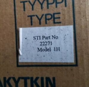 Kari Model 1h Float Switch new surplus
