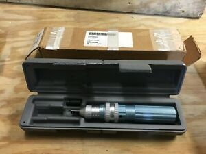 New Armstrong 64 005 1 4 Torque Screwdriver 0 35 In Lbs W Case Made In Usa