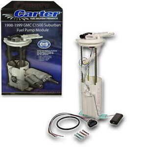 Carter Fuel Pump Module For 1998 1999 Gmc C1500 Suburban 5 7l V8 Assembly Zv