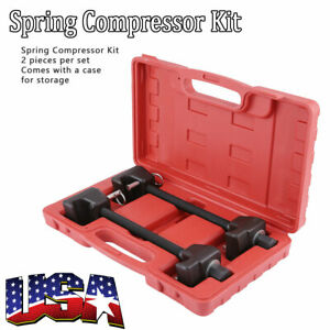 300mm Strut Coil Spring Compressor Removal Installer Tool Set For Macpherson